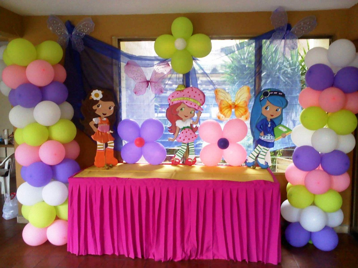 Decoraciones para fiestas enero 2013 - Ideas decoracion cumpleanos ...