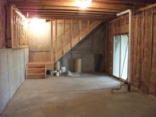 unfinished basement stairs.  Unfinished Basement Stairs Delighful The Stairway To In Journey