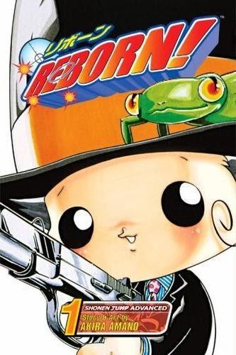Resensi Anime Pilihan : Katekyo Hitman Reborn