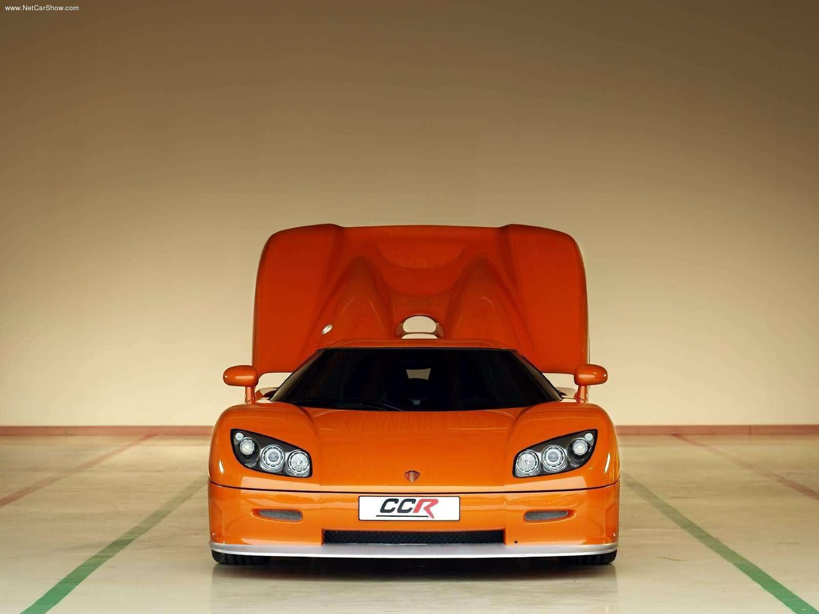 Hình ảnh siêu xe Koenigsegg CCR 2004 & nội ngoại thất