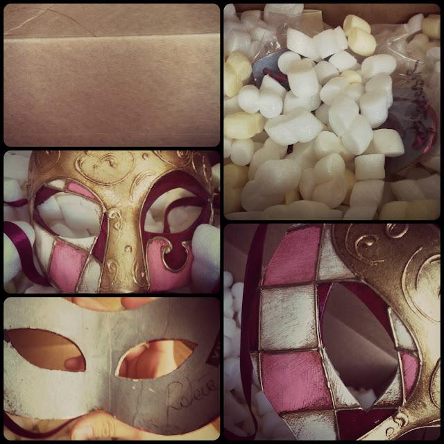 artistic venetian mask