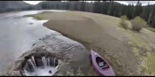 Misteri Danau 'Lost Lake'