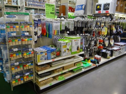 home improvement stores discover