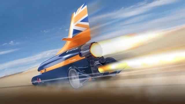 Supersonic, Bloodhound-SSC