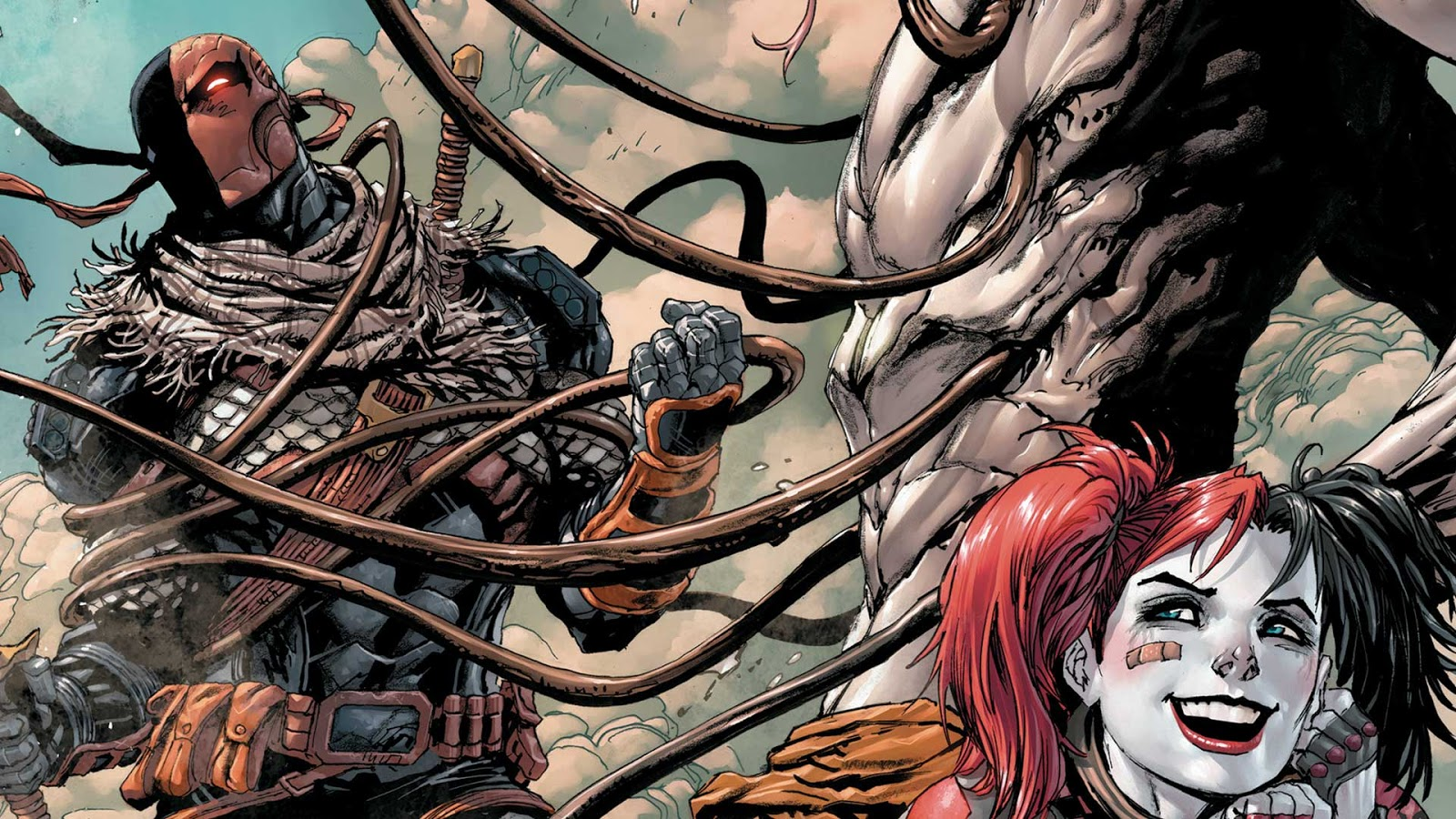 weird science dc comics  deathstroke  13 review