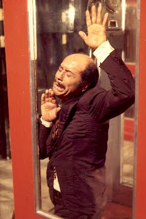 La cabina (1972)   Portada   Caratula   Cartel   Pelicula