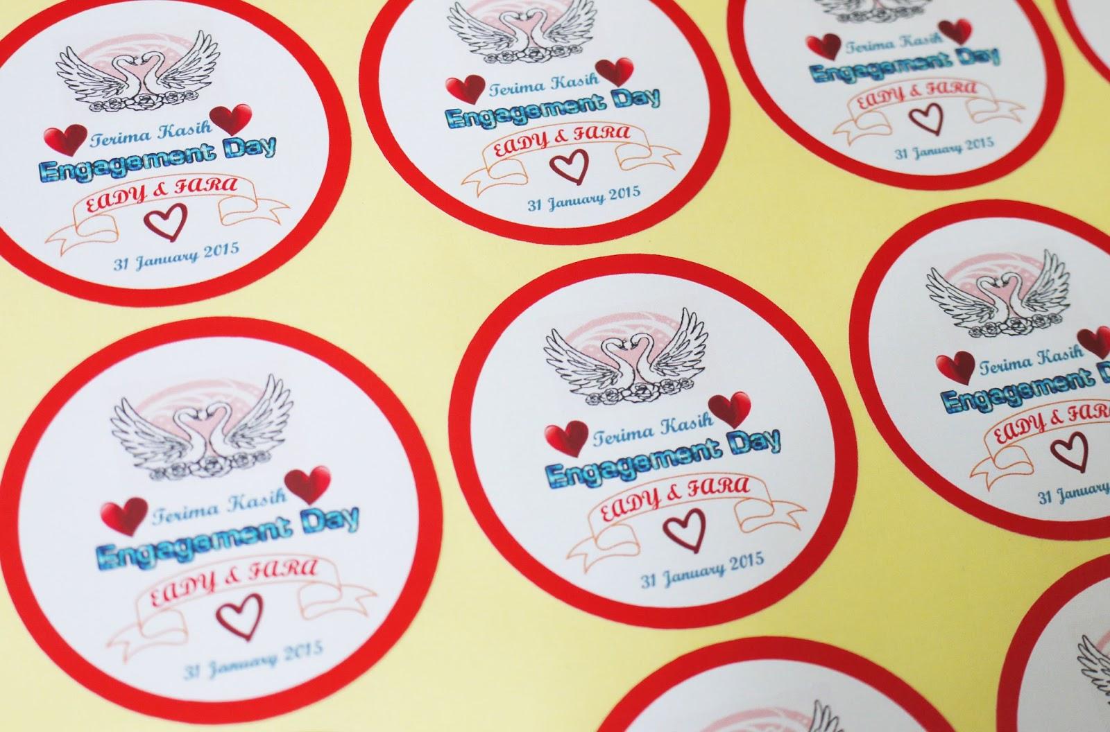 Door gift untuk majlis perkahwinan for Idea untuk doorgift perkahwinan