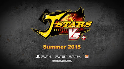 Legendary Anime Characters Go To Battle In J Stars Victory VS+ - We Know Gamers