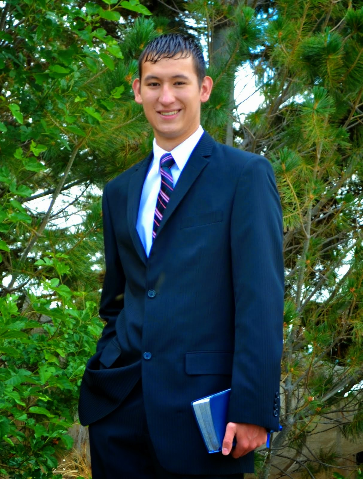 Elder Britton Bunn