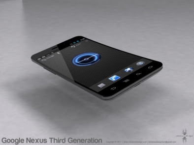 New Google Nexus Prime Phone 1
