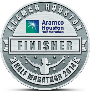 Houston Half Marathon 2014