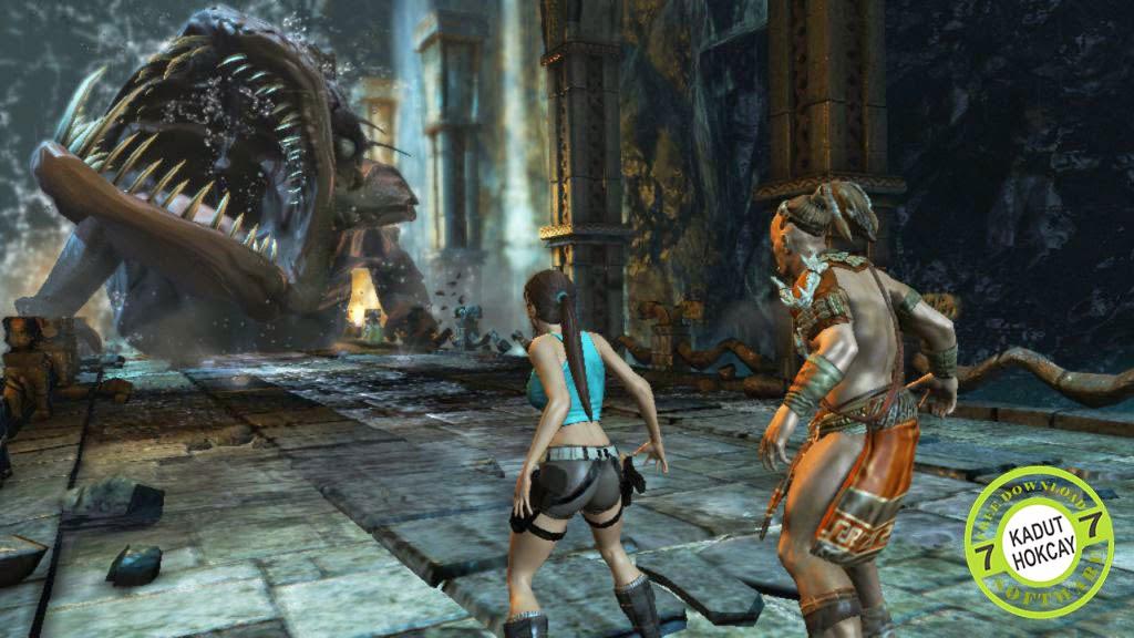 Lara Croft and the Temple of Osiris Game PC Full Crack