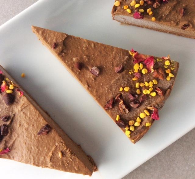 Avocado Chocolate Cake With Molasses Gluten Free Dairy Free