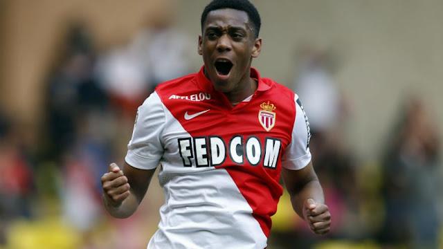 VIDÉO. Martial, le footballeur français le plus cher de l'histoire