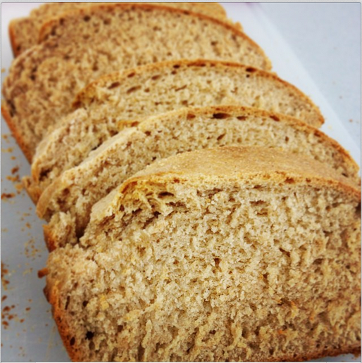 Hevil's Special Delights: Honey Wheat Bread