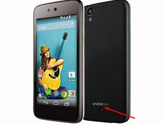 Smartphone Android Nexian Journey One