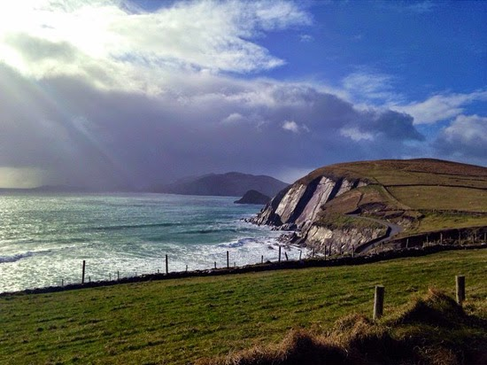 Slea head view, Ireland