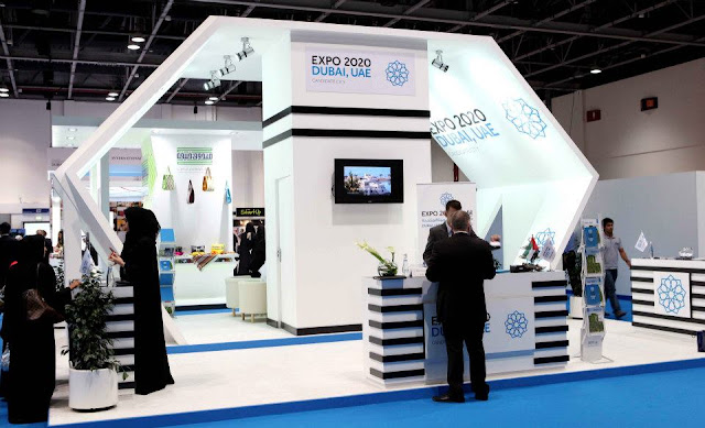 Dubai Expo 2020 : GES-EVA
