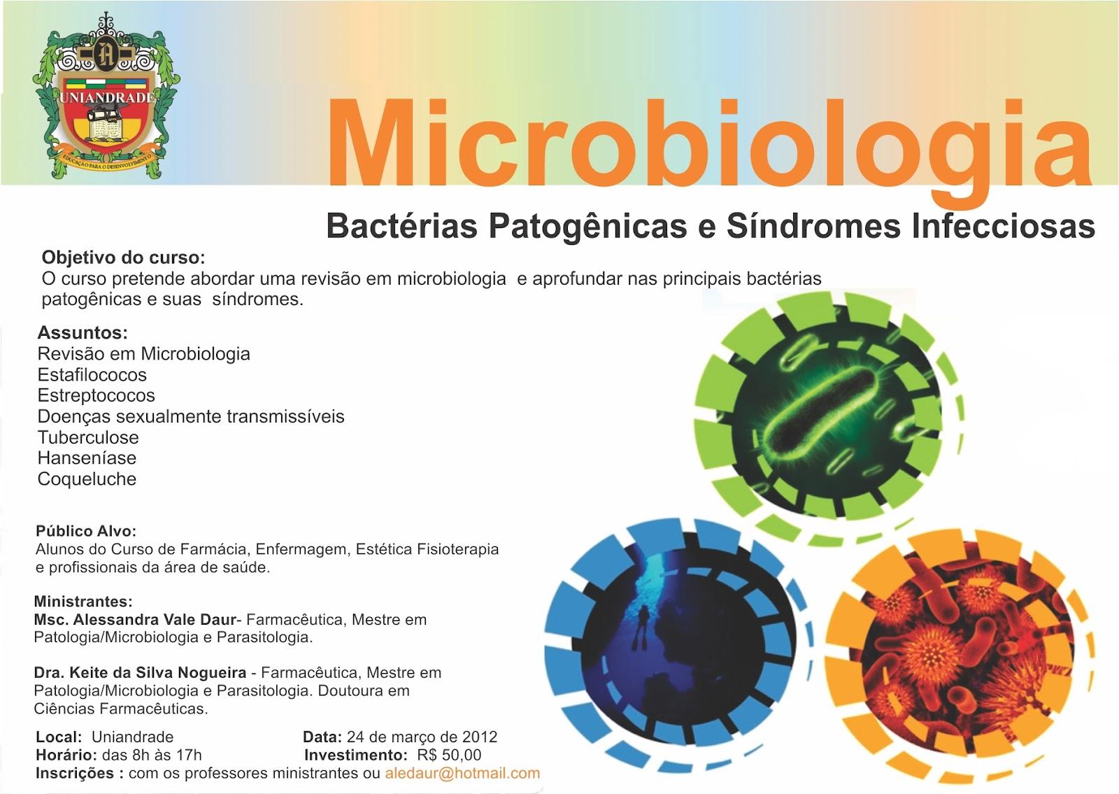 Curso de microbiologia