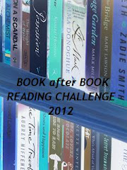 BOOK after BOOK: Reading challenge 2012