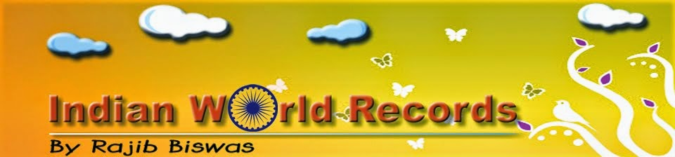 Indian World Records
