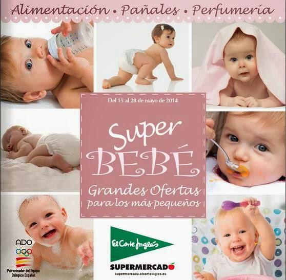 catalogo supermercado ECI bebe mayo 2014