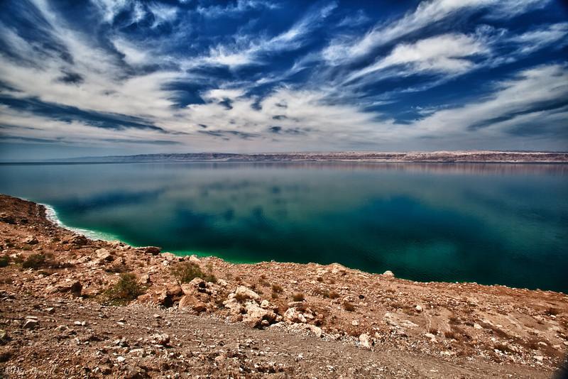 Dead Sea Jordan