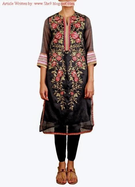Sana Safinaz Eid Ul Azha Ready to Wear Dress