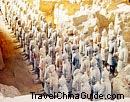 Terracotta Army in Xian