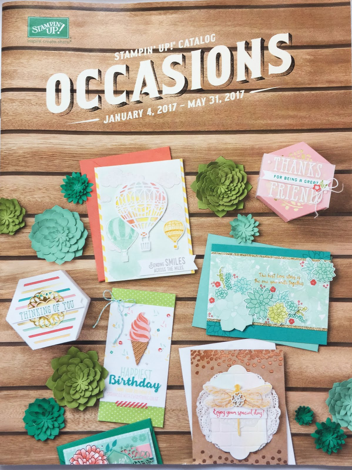 2017 Occasions Catalog