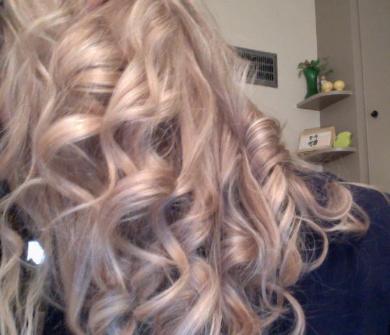 Alliebetv Blog The Best Way To Curl Stubborn Hair