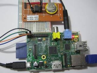 Raspberry Pi com RTC
