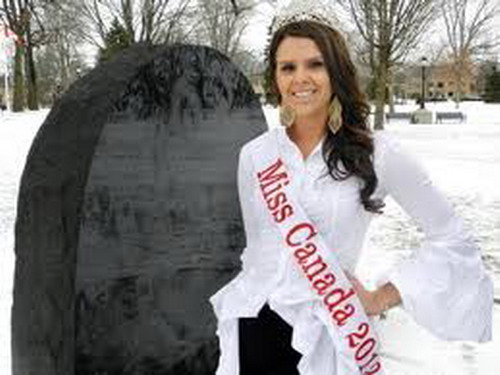 Miss Canada 2012
