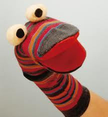 Como poder hacer un Títere con un calcetín