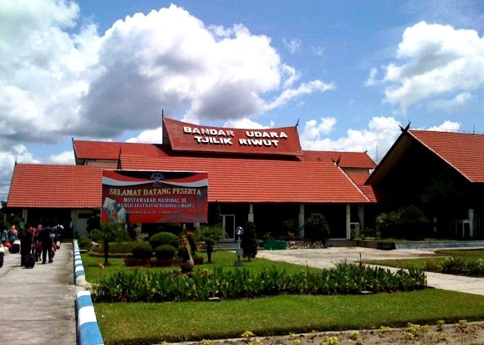 Bandara Tjilik Riwut, Kalimantan Tengah. ZonaAero