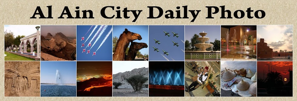 Al Ain City Daily Photo