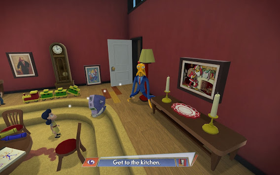 Octodad: Dadliest Catch  ScreenShot 01