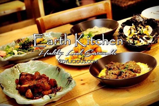 Earth Kitchen at BGC