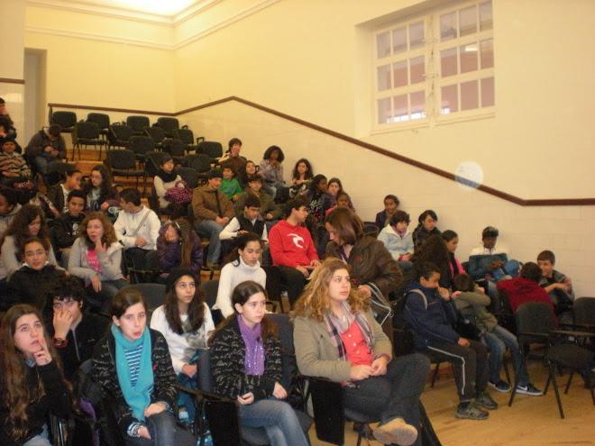 Escola Passos Manuel - 14 de fevereiro 2011