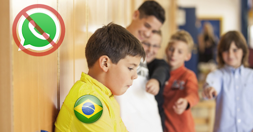 Bloqueio do Whatsapp faz Brasil virar piada no exterior
