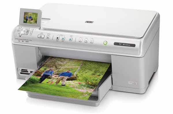 HP Photosmart C6380 All-in-One driver download