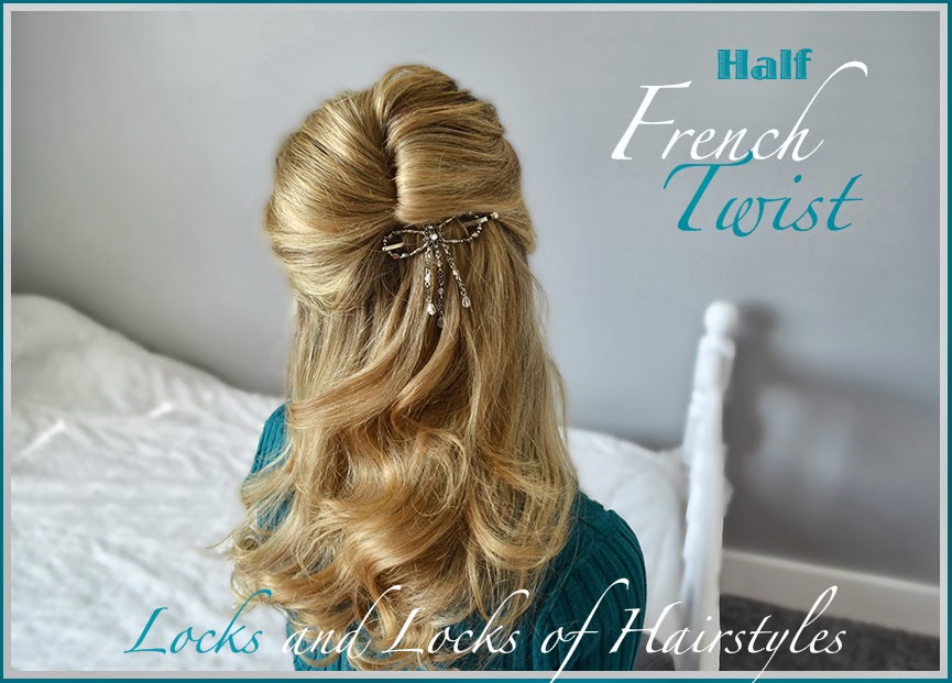 Locks And Locks Of Hairstyles Quick And Easy Video Tutorials Half