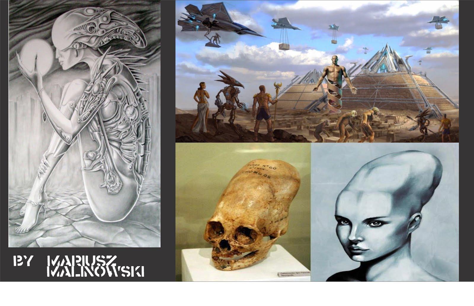 Sumerians aliens