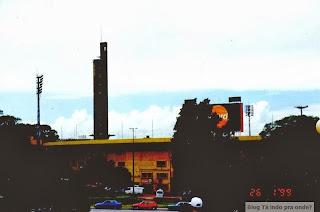 Estádio Centenário em Montevideo