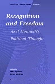 politics of recognition essay