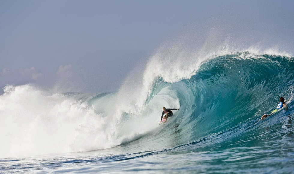 54 Billabong Pipe Masters 2014 Jamie O Brien Foto ASP