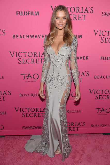 Fashion Model @ Josephine Skriver - Victoria's Secret Fashion Show After-Party in NYC