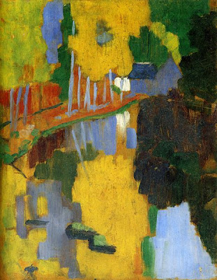 Paul Sérusier - Le Talisman, 1888