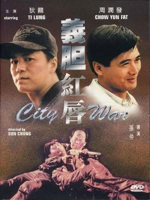 Dũng Khí Môi Hồng - City War (1988)
