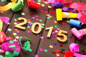 Happy New Year 2015 eCards - Free Download